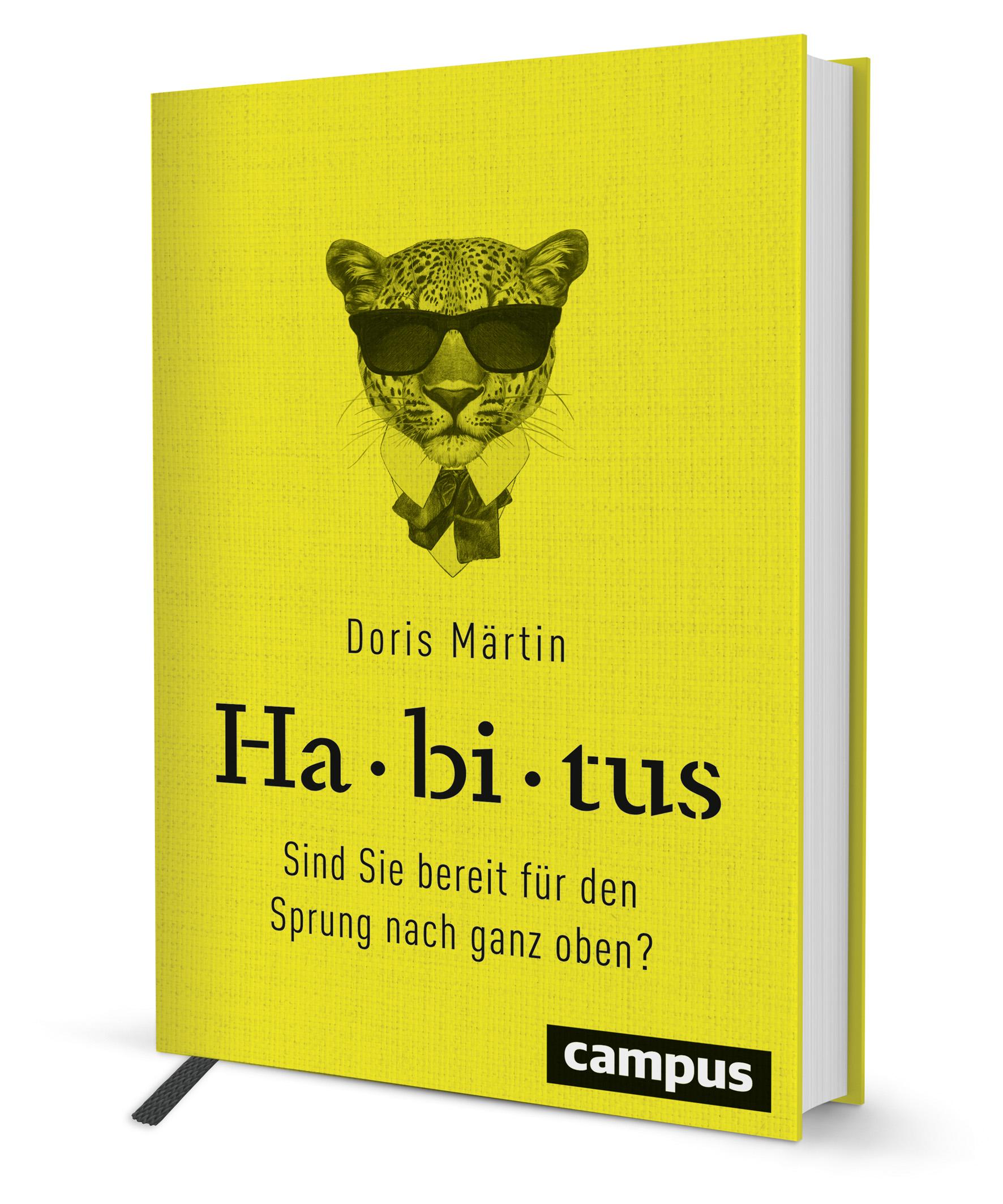 Doris Märtin. Habitus