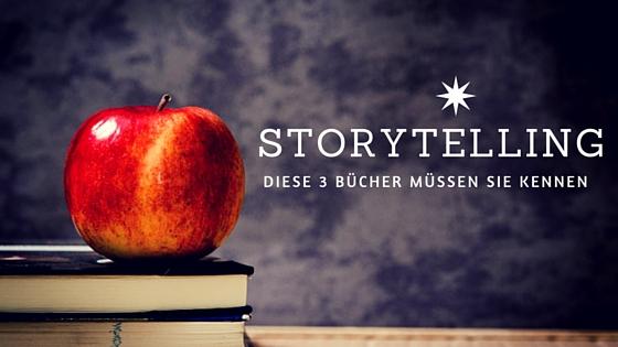 Gute Bücher über Storytelling