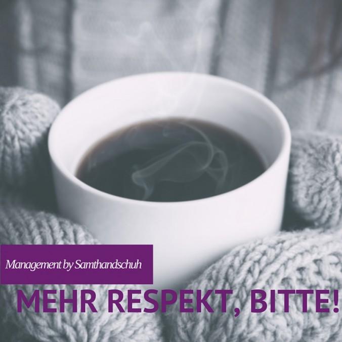 Unternehmensethik Management by Samthandschuh