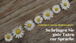 CSR-Kommunikation Märtin